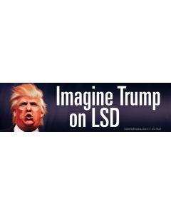Imagine Trump On LSD