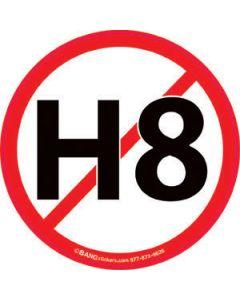 No H8 Circle