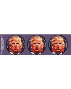 Push Button and Listen (Donald Trump)